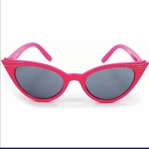 Other - Pink toddler cat eye sunglasses 🕶